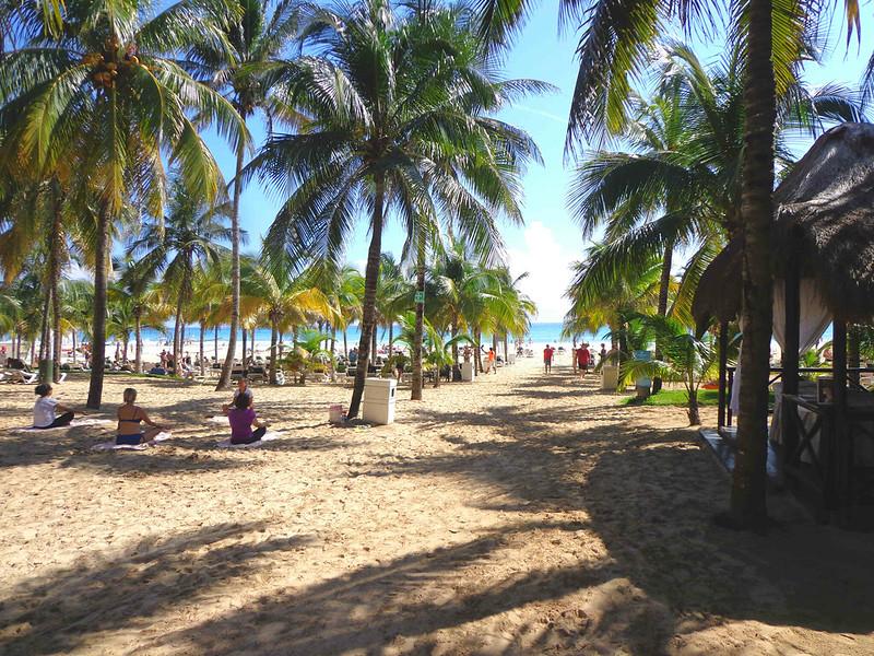 Riu playacar playa 15
