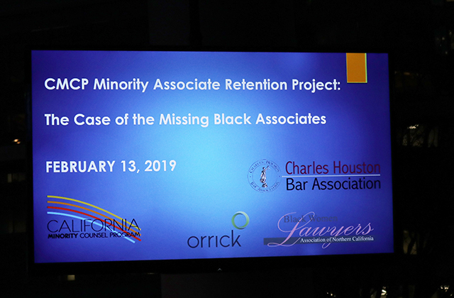 2019 - Case of the Missing Black Associates - SF