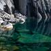 Precipice Lake by geekyrocketguy