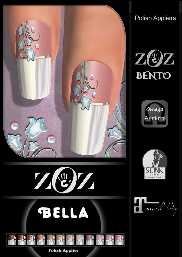 {ZOZ} Bella pix L - TeleportHub.com Live!
