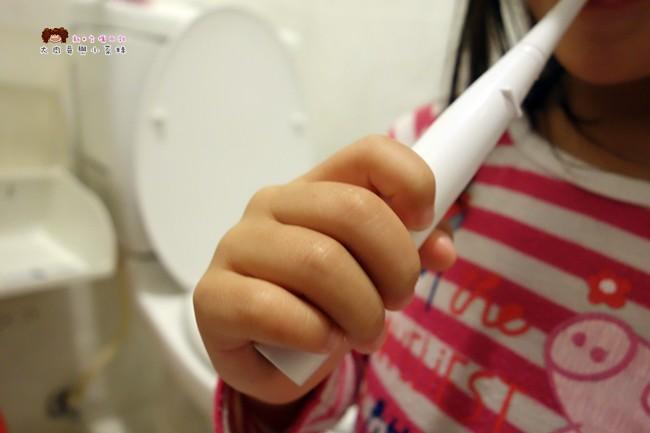 兒童牙刷推薦 AGUARD 兔兔兒童電動牙刷 - (14)
