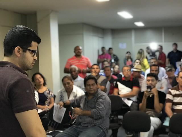 Reunião edital das Escolas de Samba dos Grupos A/B/C - Fotos:David Batista
