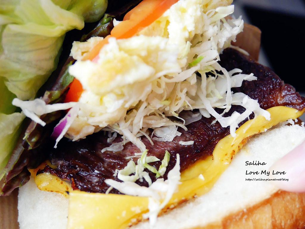 宜蘭羅東餐廳下午茶咖啡廳好吃推薦日暮和風洋食館大份量大胃王飯團早午餐法式麵包 (3)