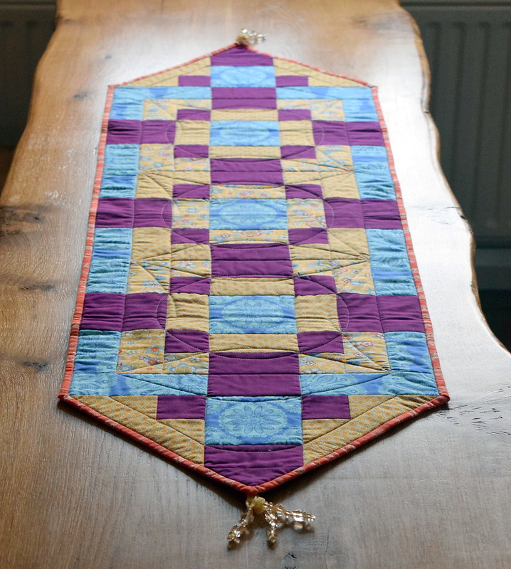 Moroccan Mix Table Runner