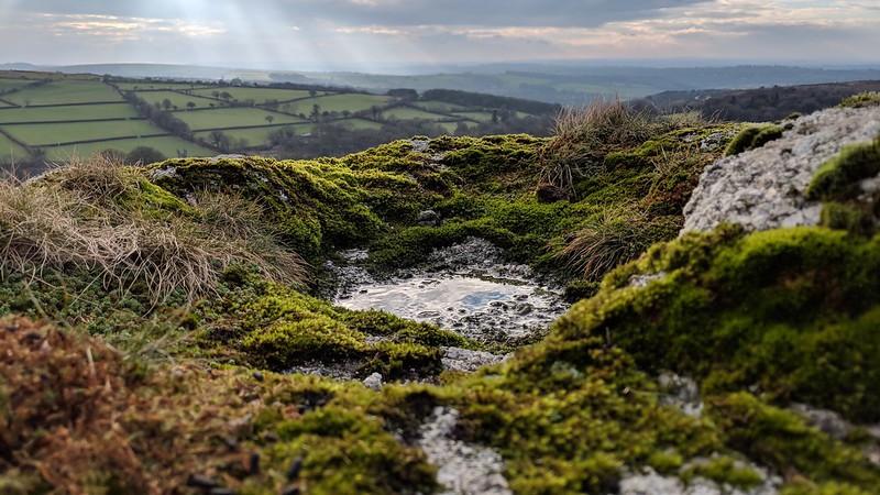 Rock Basins, Maiden Tor