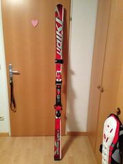 Lyze GS volkl racetiger 193 cm FIS - titulní fotka