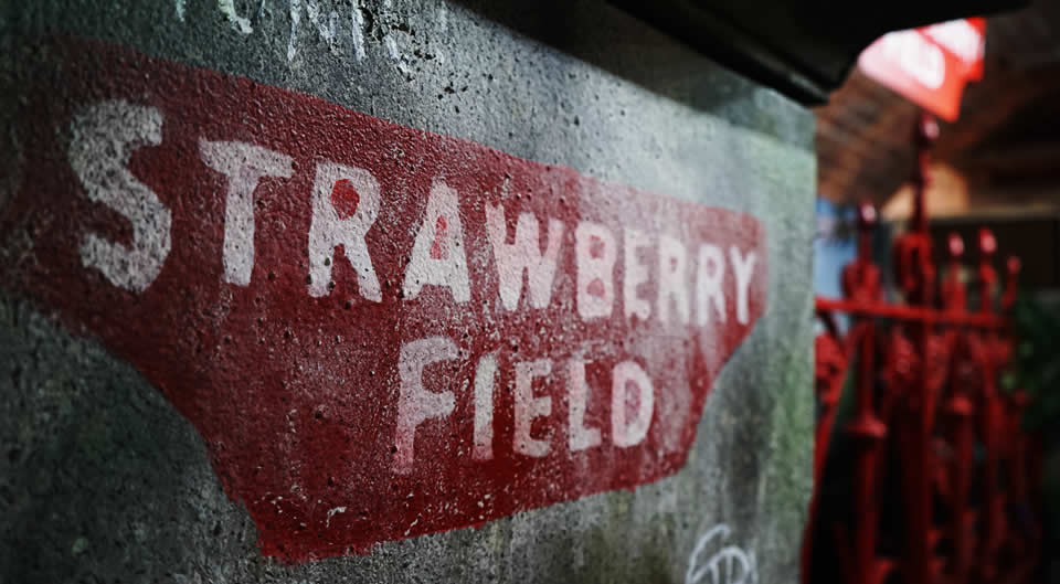 The Beatles Tour Liverpool: Strawberry fields | Mooistestedentrips.nl