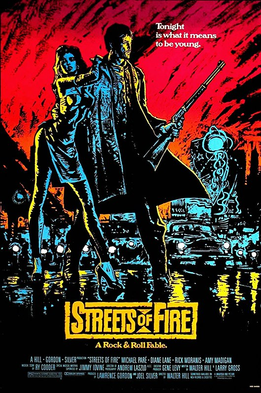 Streets of Fire - Poster 7
