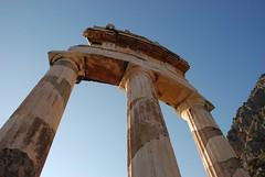 Grecia. Delfos. Santuario de Atenea Pronaia (10)