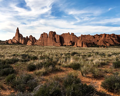 Late Afternoon in Arches
