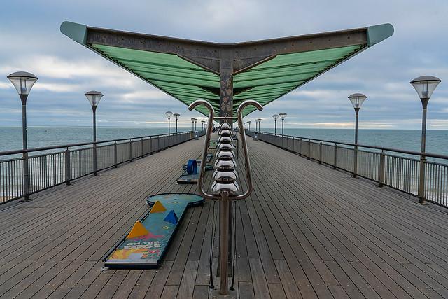 Boscombe Pier 1889