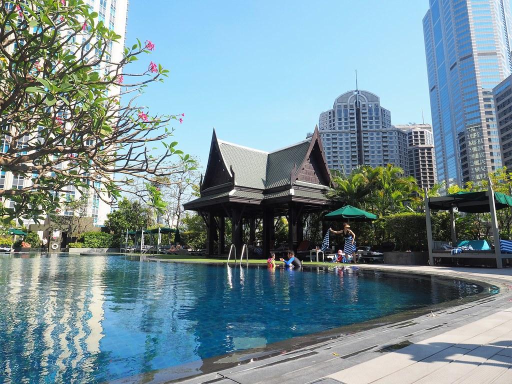 曼谷THE ATHENEE HOTEL (5)