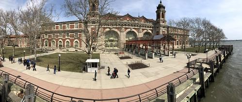 Ellis Island, New York, New York