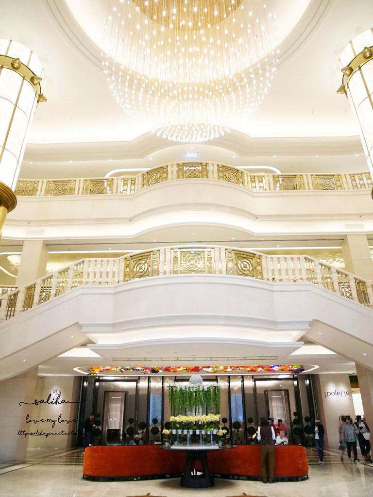 台北大直美麗華附近餐廳美福飯店palette彩匯自助餐廳下午茶吃到飽 (2)