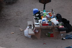 Campsite mess 2 of 5