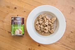 Castor Pollux dog food