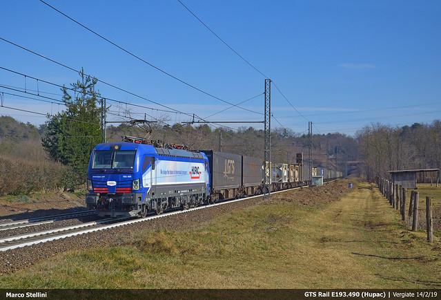 GTS Rail E193.490