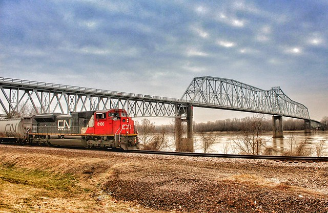CN 8100 at Chester, Illinois, Canon EOS REBEL T6, Canon EF-S 18-55mm f/3.5-5.6 IS II