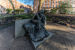 Éire Memorial (1974) By Jerome Connor (1874-1943)[Restored And Relocated Within Merrion Square Park]-148898