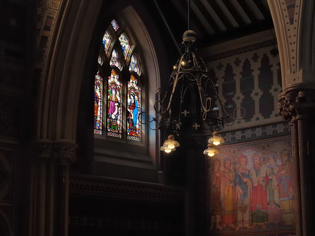 All Saints Margaret Street, Fitzrovia, London W1.