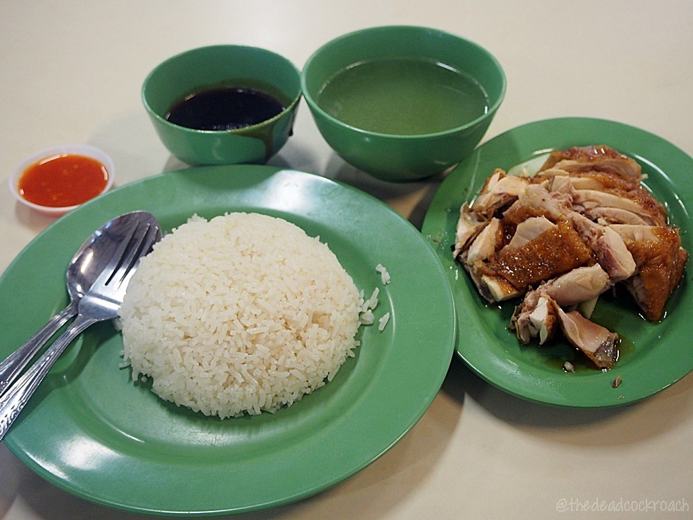 food, food review, review, singapore, tanglin halt, tanglin halt food centre, tong kee chicken rice, 東記雞飯, tong kee,chicken rice