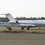 N112QS - NetJets - Bombardier Global 5000