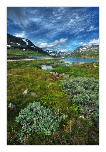 Landscape  beauty - Norway
