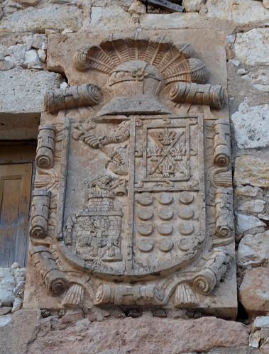 Haza (Burgos-España). Escudo