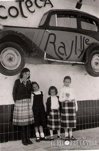 DISCOTECA RALLYE 1978