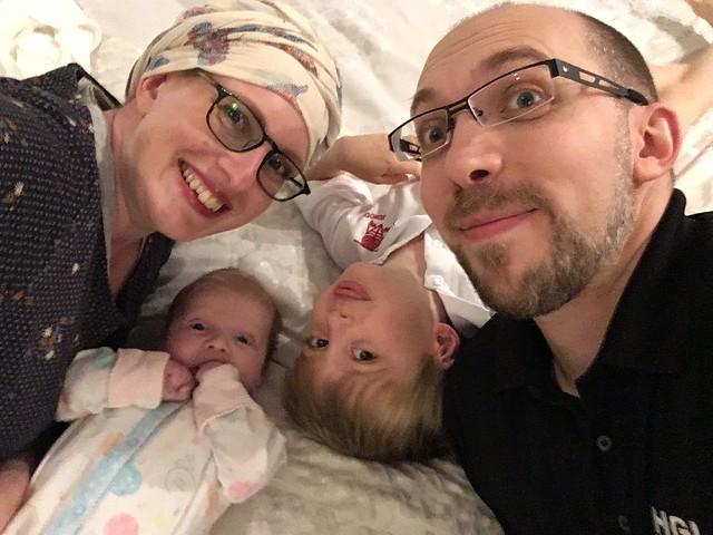 Kirsten - Family