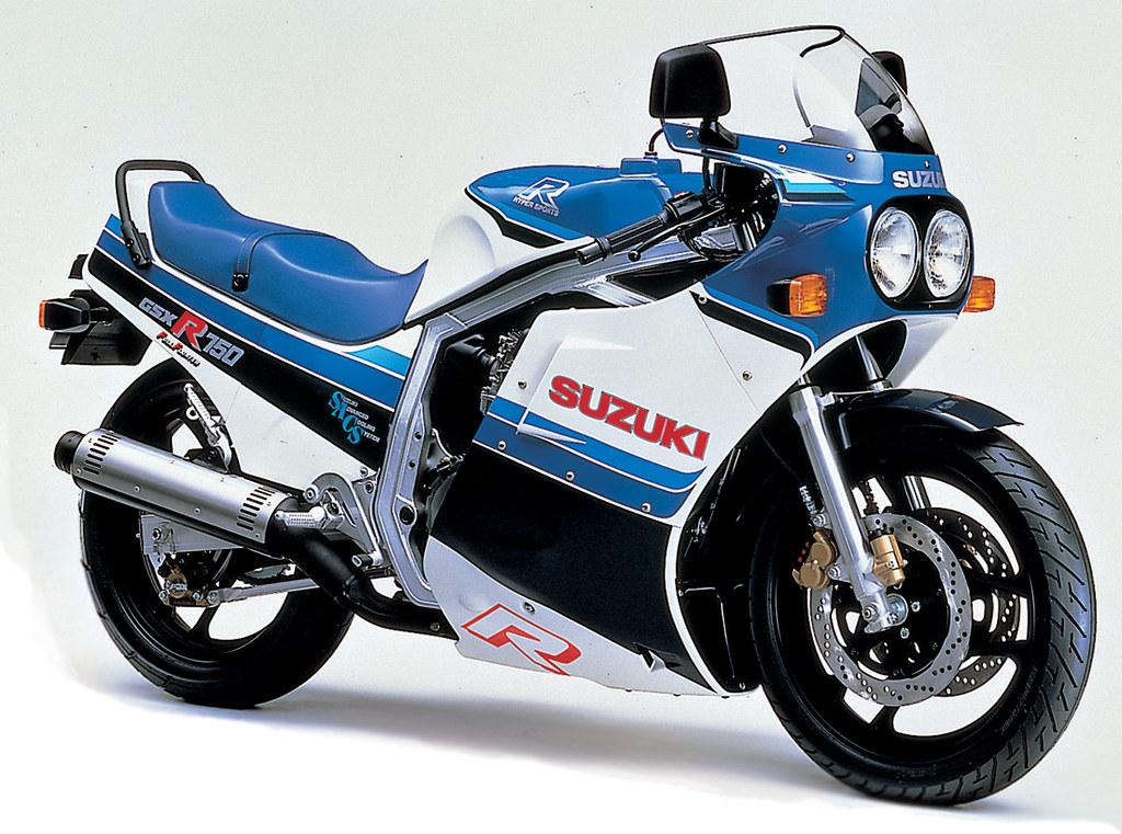 Suzuki 750 GSX-R 1985 - 12