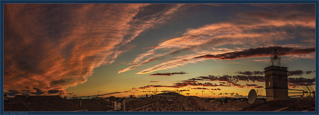 Panorama Campanile vertical 2 (10 images)