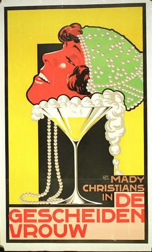 Die geschiedene Frau (1926)