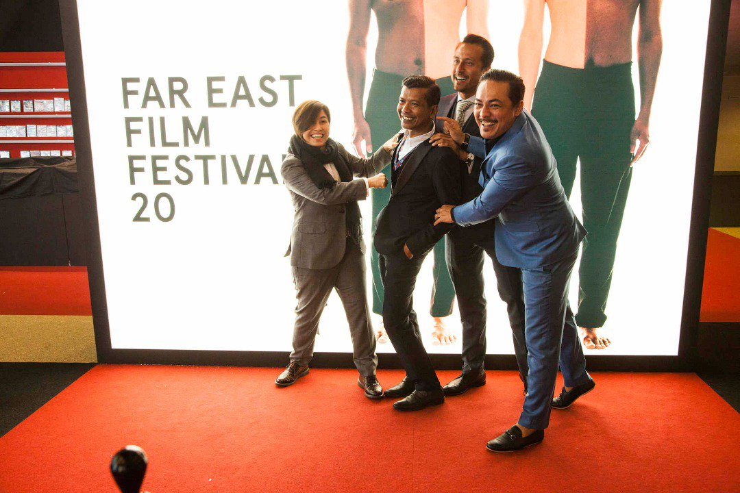 Filem CROSSROADS: ONE TWO JAGA Diangkat Sebagai Filem Terbaik FFM30