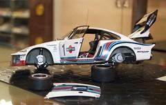 Tamiya 1/12 935 Le Mans Martini turbo plastic model DSC_0791