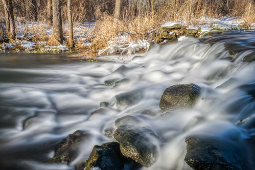 Winter Waterfall #2