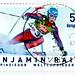 *congratulation* Ski-Team Austria stamp 55c postage timbre Autriche selo sello francobollo Austria почтовые марки Австрия postzegel Oostenrijk طوابع النمسا frimærker østrig markica Austrija  टिकटों ऑस्ट्रिया francobollo Austria 切手 スタンプ オーストリア bélyegek