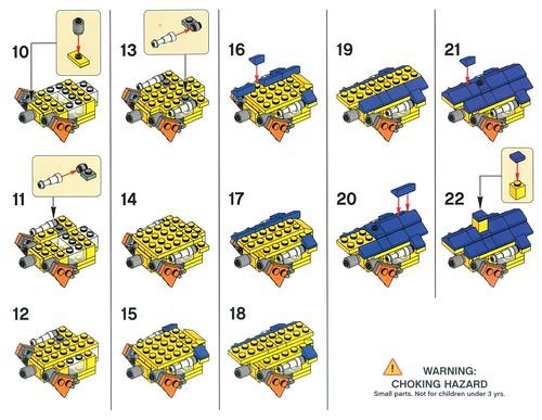 The LEGO Movie 2 Rescue Rocket