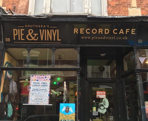 Southsea Pie and Vinyl