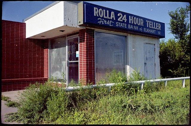 Photo:Rolla, Kansas By Conspiracy.of.Cartographers