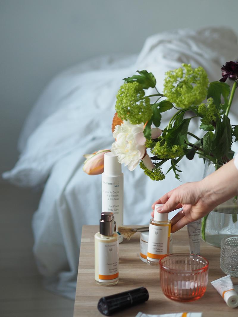 Dr. Hauschka ihonhoito ja syklit
