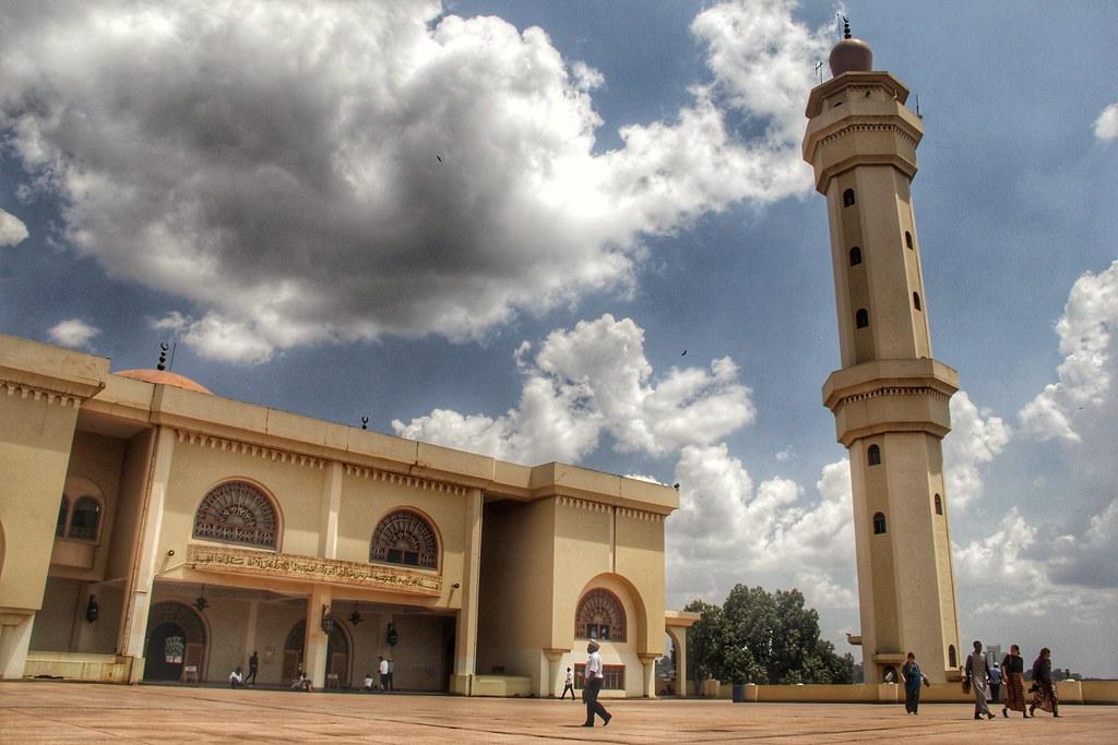 Gaddafi Mosque, Kampala