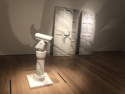 Ai Weiwei's surveillance camera and doors
