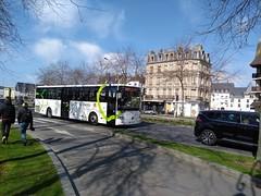 BUS POUR HONFLEUR - Photo of Pont-l'Évêque