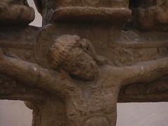 20080519 25975 Jakobus Montreal Kirche Kreuzigung Jesus Statue - Photo of Marmeaux