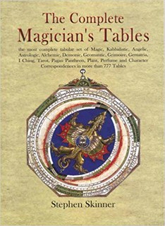 The Complete Magician's Tables – Stephen Skinner