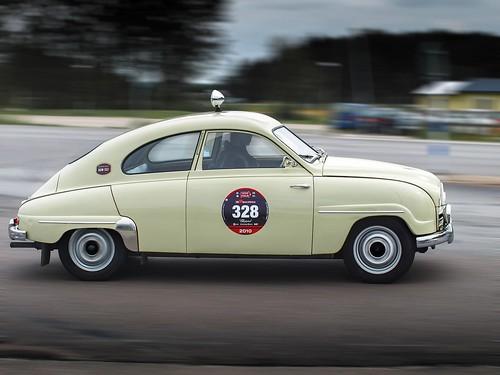 Saab 93 Rally