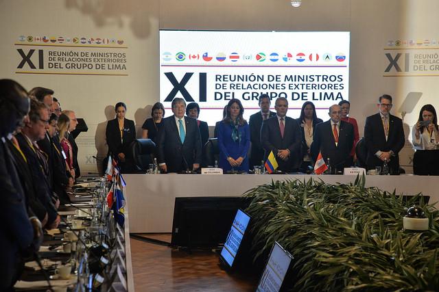 Grupo de Lima: Peru e Brasil descartam intervenção militar na Venezuela