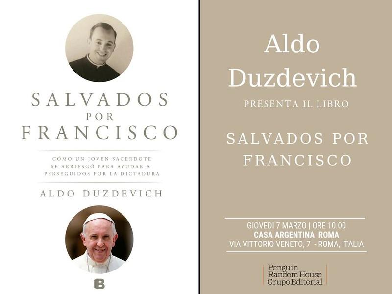 Portada del libro de Aldo Duzdevich