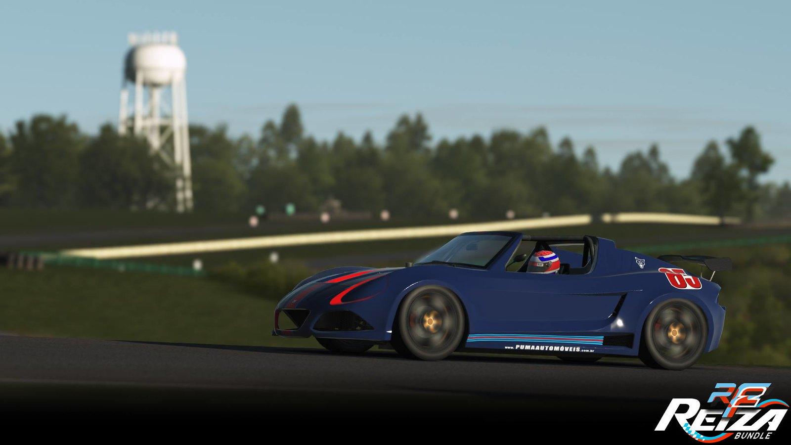 rFactor 2 - Reiza Bundle DLC VIRginia International Raceway Previews 10